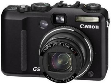 Canon Powershot G9 negro