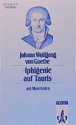 Iphigenie auf Tauris (Fiction, Poetry & Drama) - Johann W. von Goethe