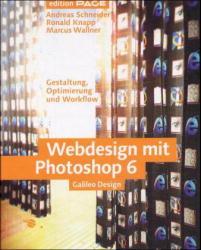 Webdesign mit Photoshop 6 (Galileo Design) - Marcus Wallner