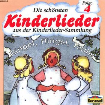 Various - Schönste Kinderlieder 4
