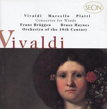 Orchestra of the 18th Cebtury - Frans Brüggen: Antonio Vivaldi - Flute Concerti Op. 10