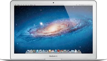Apple MacBook Air 11.6 (high-res glanzend) 1.6 GHz Intel Core i5 2 GB RAM 64 GB SSD [Mid 2011, QWERTY-toetsenbord]