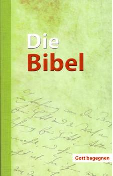 Die Bibel: Luther 2009 [Taschenbuch]