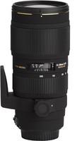Sigma 70-200 mm F2.8 APO D DG EX HSM 77 mm Objectif (adapté à Nikon F) noir