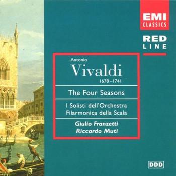 Franzetti - Red Line - Vivaldi (Konzerte)