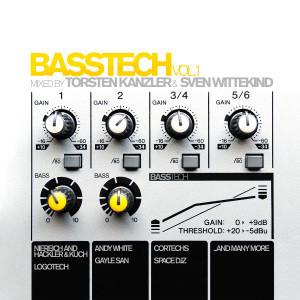 Various - Basstech Vol.1 Mixed By Kanzler & Wittekind