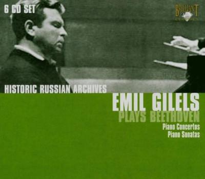 Emil Gilels - Beethoven: Emil Gilels Plays B