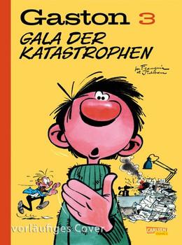 Gaston Neuedition 3: Gala der Katastrophen - André Franquin  [Gebundene Ausgabe]