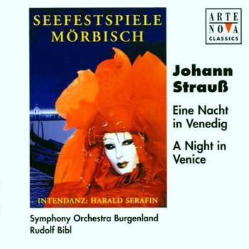 Rudolf Bibl - Strauß: Eine Nacht in Venedig (Gesamtaufnahme) (Aufnahme Seefestspiele Mörbisch 1999)