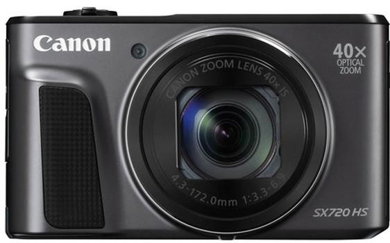 Canon PowerShot SX720 HS negro