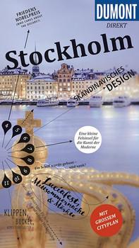 DuMont direkt Reiseführer Stockholm. Mit großem Cityplan - Petra Juling  [Taschenbuch]