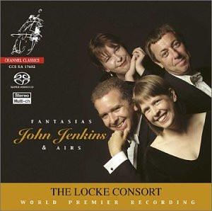 Locke Consort - Jenkins: Fantasias & Airs