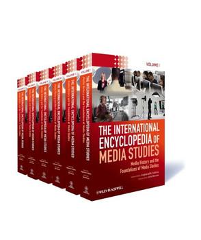 The International Encyclopedia of Media Studies. 6 Volume Set [Gebundene Ausgabe]