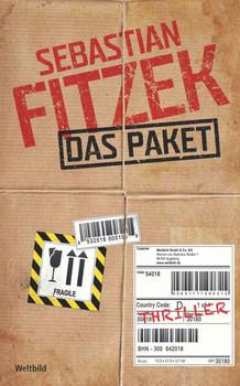 Das Paket - Sebastian Fitzek [Broschiert]