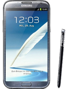 Samsung N7100 Galaxy Note II 16Go gris titane