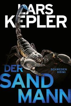 Der Sandmann. Schweden-Krimi - Lars Kepler  [Taschenbuch]