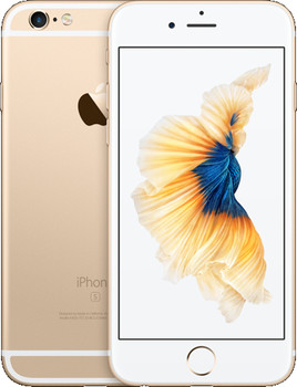Apple iPhone 6s 128GB goud