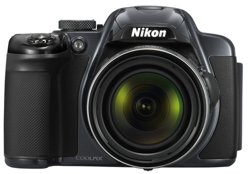 Nikon COOLPIX P520 antracita