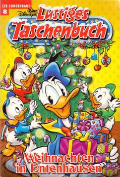 Lustiges Taschenbuch: Sonderband 08 - Weihnachten in Entenhausen [Taschenbuch]
