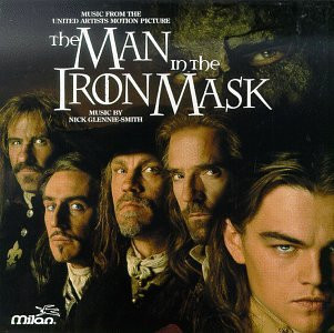 Soundtrack [Glennie-Smith] - Man in the Iron Mask,the