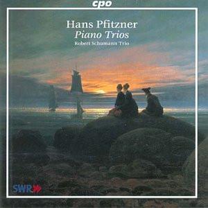 Kees Hülsmann - Hans Pfitzner: Piano Trios (Piano Trio op. 8 in F major / Piano Trio in B flat major))