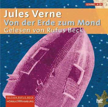 Von der Erde zum Mond / 4 CDs