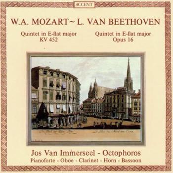 Octophoros - Quintette Es-Dur Op. 16 und KV 452