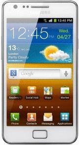 Samsung I9100G Galaxy S II G 16GB blanco