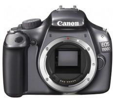 Canon EOS 1100D body grigio