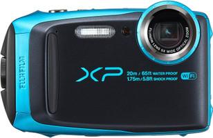 Fujifilm FinePix XP120 bleu glace