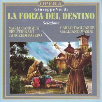 Verdi - La Forza Del Destino Sel.