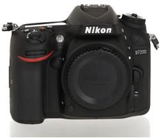 Nikon D7200 zwart