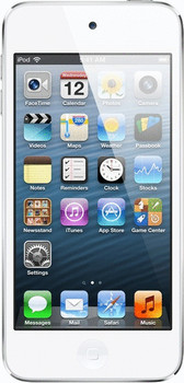 Apple iPod touch 5G 16GB witzilver