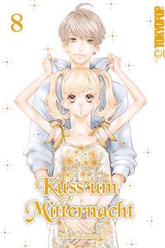 Kuss um Mitternacht 08 - Rin Mikimoto  [Taschenbuch]