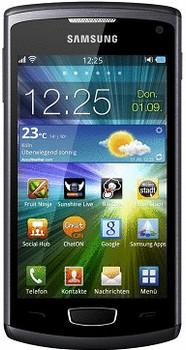 Samsung S8600 Wave 3 4GB zwart