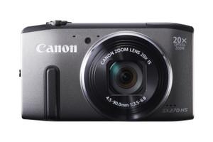Canon PowerShot SX 270 HS zwart