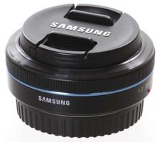 Samsung NX 30 mm F2.0 43 mm Filteregwinde (adapté à Samsung NX) noir