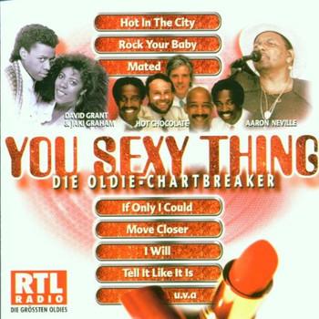Various - You Sexy Thing Rtl Radio
