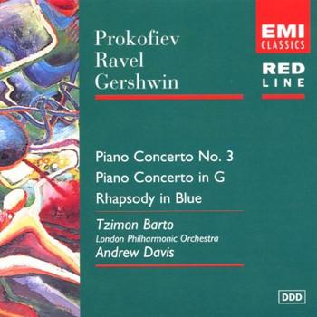 Tzimon Barto - Klavierkonzert 3 / Rhapsody In Blue