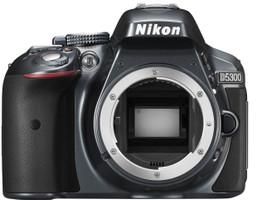 Nikon D5300 Cuerpo antracita