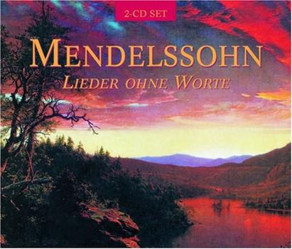 Frank Van de Laar - Mendelssohn Lieder Ohne Worte