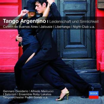 Various - Tango Argentino-Leidenschaft und Sinnlichkeit (Cc)