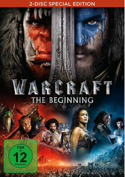 Warcraft - The Beginning [2 DVDs, Special Edition]
