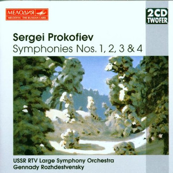 Gennadi Roshdestwenskij - Sinfonien 1 und 2
