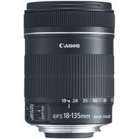 Canon EF-S 18-135 mm F3.5-5.6 IS 67 mm Objetivo (Montura Canon EF-S) negro
