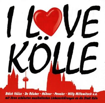 Various - I Love Kölle