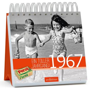 1967 - Ein toller Jahrgang! [Spiralbindung]