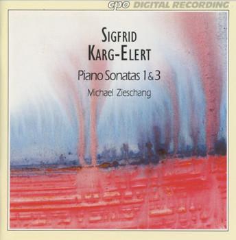 Michael Zieschang - Klaviersonate 1+3