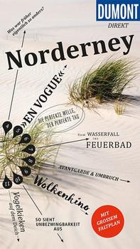 DuMont direkt Reiseführer Norderney. Mit großem Faltplan - Claudia Banck  [Taschenbuch]
