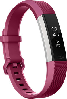 Fitbit Alta HR Grande fucsia